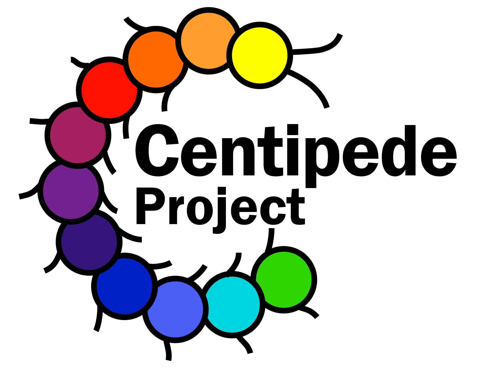 Centipede logo colour