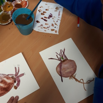 10_Beetroots_painting